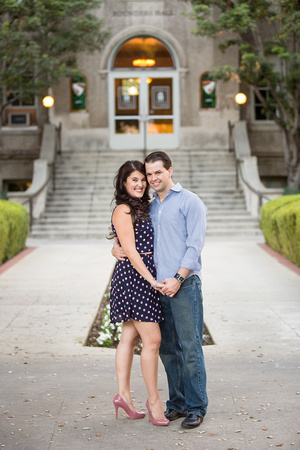 Engagement Photo at University of La Verne, Pamona, California by Temecula Wedding Photographer (55)