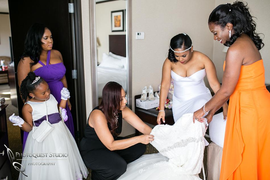 Los Angeles, Temecula  Wedding Photographer at Castaway Burbank, Shauneille & Steve (15)