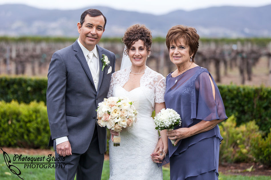 Wedding Photos at Ponte Temecula Winery