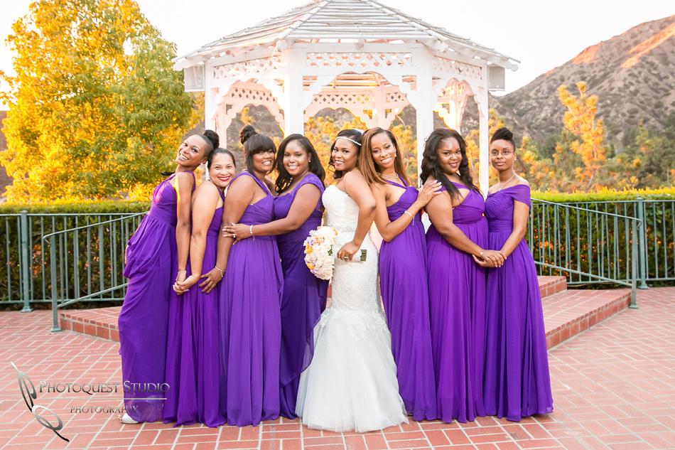 Los Angeles, Temecula  Wedding Photographer at Castaway Burbank, Shauneille & Steve (32)