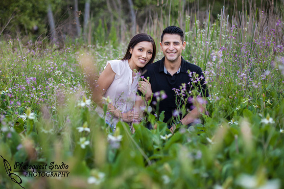 Southern California Outdoor Engagement Photos by Temecula Wedding Photographer (1)