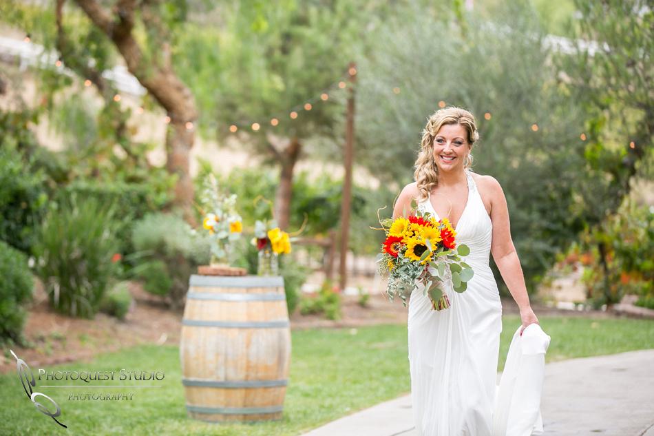 Beautiful Military Wedding at Longshadow Ranch Winery by Temecula Wedding Photographer - Tina & Kurt