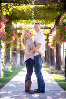 Engagement photo at South Coast Winery, California by Temecula Wedding Photographer-13