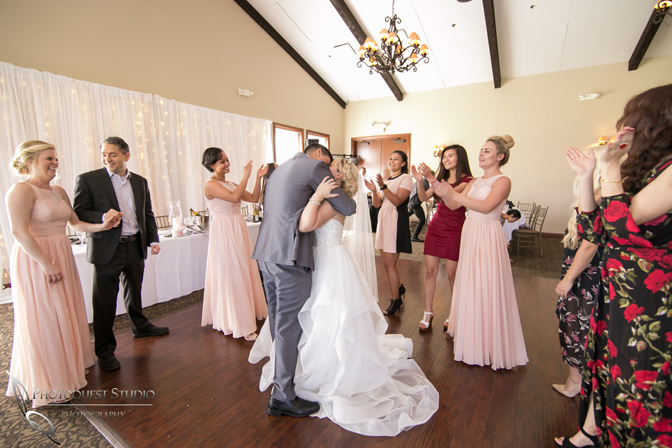 Temecula Fallbrook wedding photographer at Wedgewood San Clemente, Orange County Wedding, Kristine and Manny