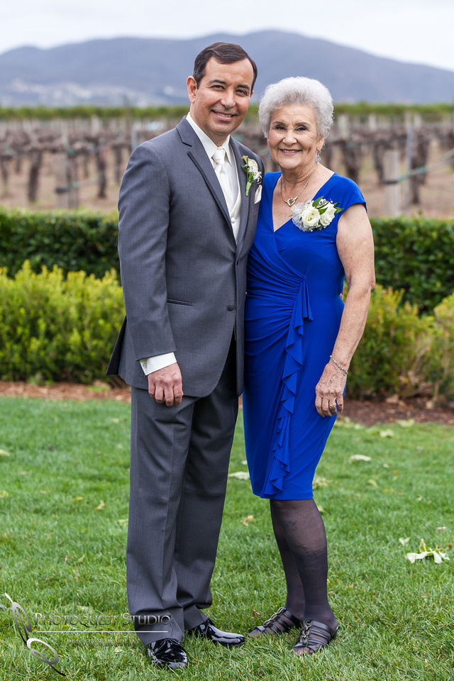 Ponte Winery, Happy Mother Day by Temecula Wedding Photograher