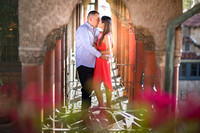 Engagement Photo at Mission Inn Hotel and Fairmount Park, Riverside - Monica & Hector (18)