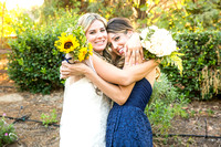 Bride and Sister at Longshadow Ranch by Temecula Wedding Photographer of Photoquest Studio (10)
