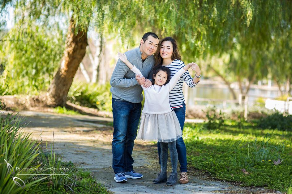 Outdoor Family Love Photo by Temecula, Menifee, Murrieta Wedding Photographer