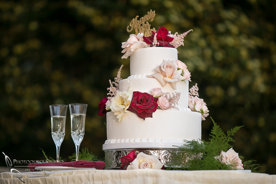 Wedding cake, Temecula Wedding Photographers