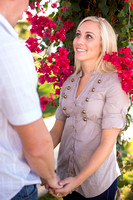 Engagement photo at South Coast Winery, California by Temecula Wedding Photographer-17