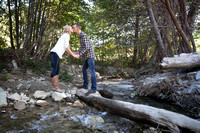 Lytle Creek, San Bernadino Engagement photos by Temecula Wedding Photographer, Amanda and Matt  (2)