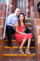 Engagement Photo at Mission Inn Hotel and Fairmount Park, Riverside - Monica & Hector (19)