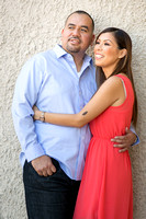 Engagement Photo at Mission Inn Hotel and Fairmount Park, Riverside - Monica & Hector (9)