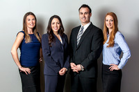 Ameriprise Financial Office headshots and team photos