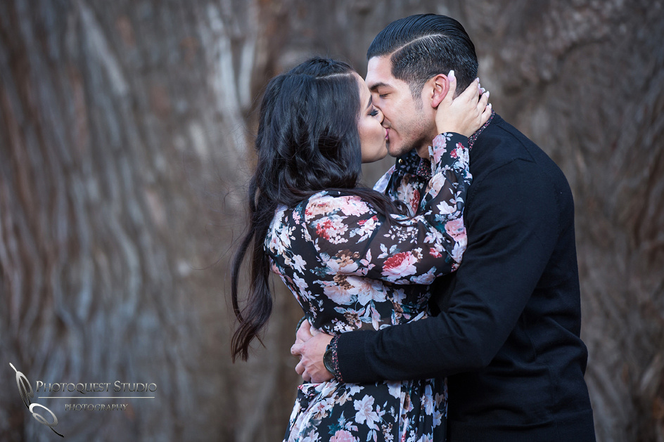 Outdoor Engagement photo by Temecula wedding photographer -Daniela & Ben (8)