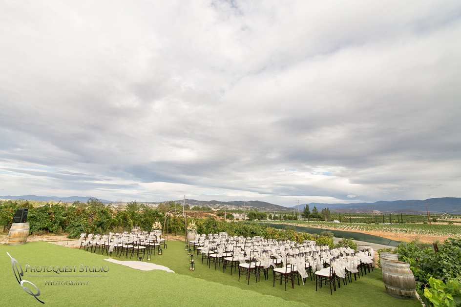 Monte De Oro Winery Wedding Photo
