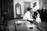 Father and Daughter at Temecula Winery, Wiens Family Cellars by Temecula Wedding Photographer