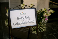 Wedding photo at Pala Mesa Resort by Temecula Wedding Photographer, Carly & Brian-1