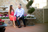 Engagement Photo at Mission Inn Hotel and Fairmount Park, Riverside - Monica & Hector (1)