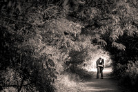 Beautiful Outdoor with Nature Light Engagement photo by Wedding Photographer in Temecula (2)