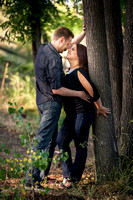 Beautiful Outdoor with Nature Light Engagement photo by Wedding Photographer in Temecula (15)