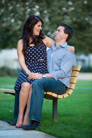 Engagement Photo at University of La Verne, Pamona, California by Temecula Wedding Photographer (123)