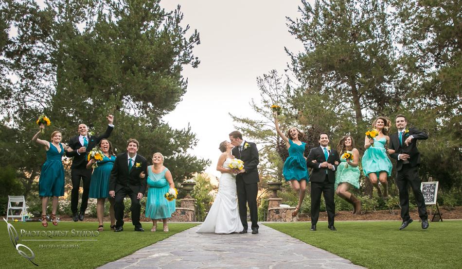 bridal party-Wedding-photo-at-Pala-Mesa-Resort-by-Wedding-Photographer-in-Temecula
