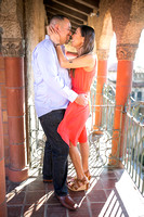 Engagement Photo at Mission Inn Hotel and Fairmount Park, Riverside - Monica & Hector (16)