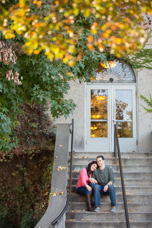 Engagement Photo at University of La Verne, Pamona, California by Temecula Wedding Photographer (16)