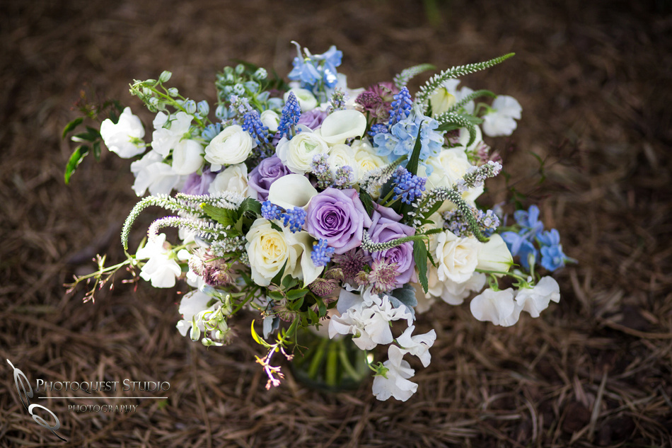 The beautiful bouquet. Wedding photos at Grand Tradition Estate Fallbrook by Wedding Photographers in Temecula