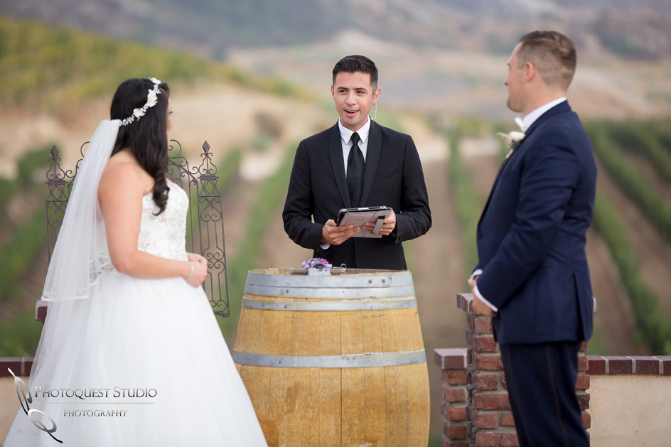 Leoness Cellars Wedding