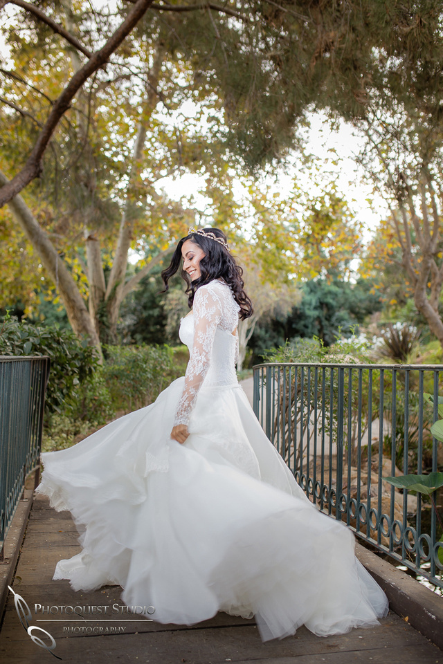 Temecula Wedding Photographer, Dacing in Suzanne Neville, London dress
