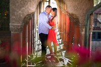 Engagement Photo at Mission Inn Hotel and Fairmount Park, Riverside - Monica & Hector (17)