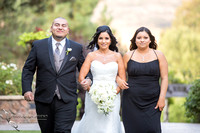 Wedding ceremony by Temecula and Fallbrook Photographer