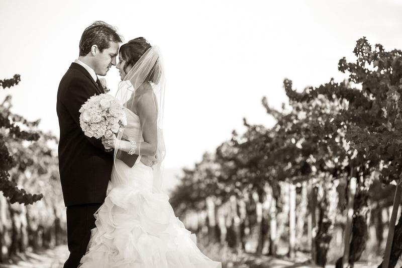 Bride Groom Falling In Love At Ponte Wineny Temecula Wedding Winery